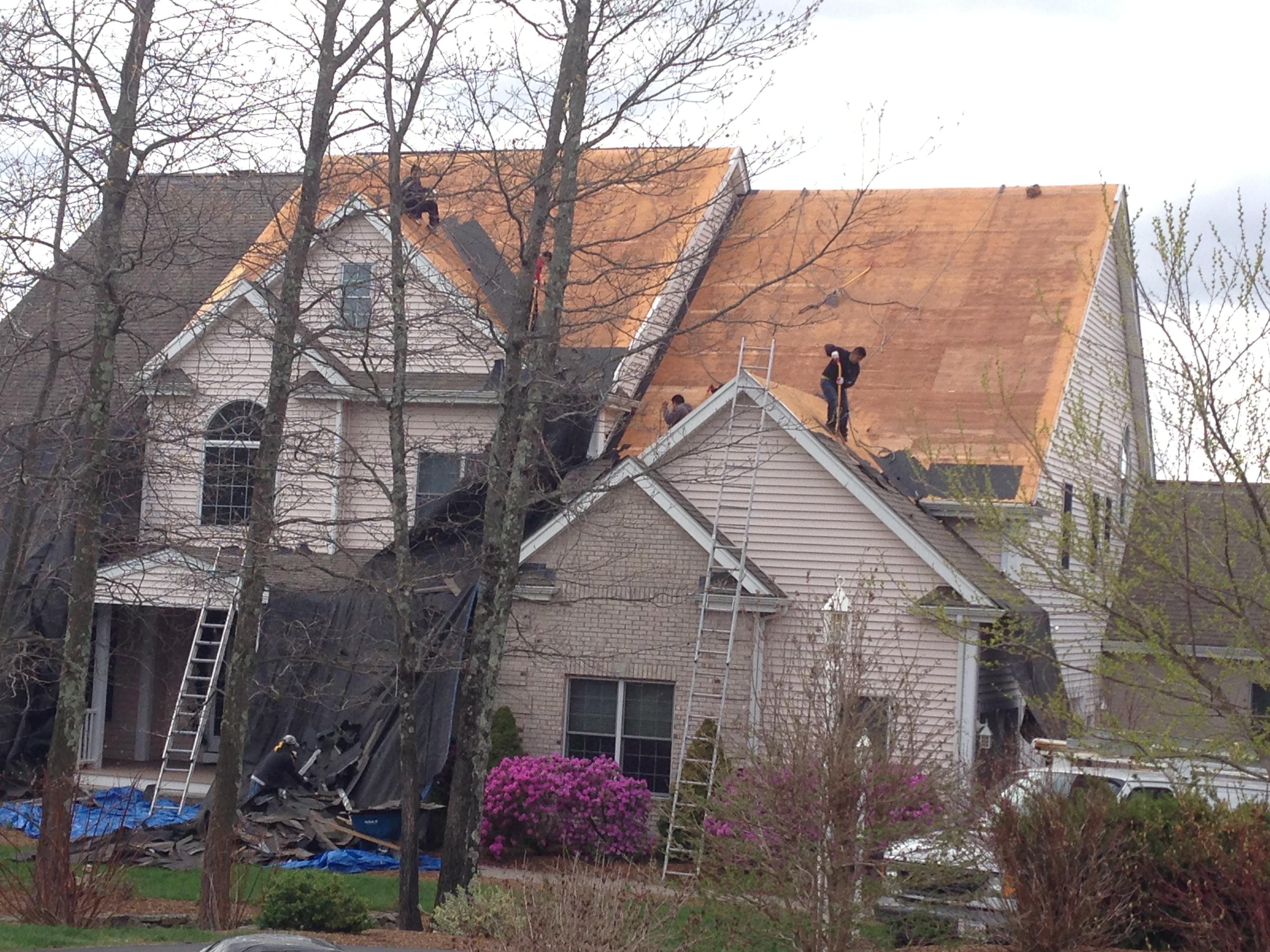 wrentham ma roofing company