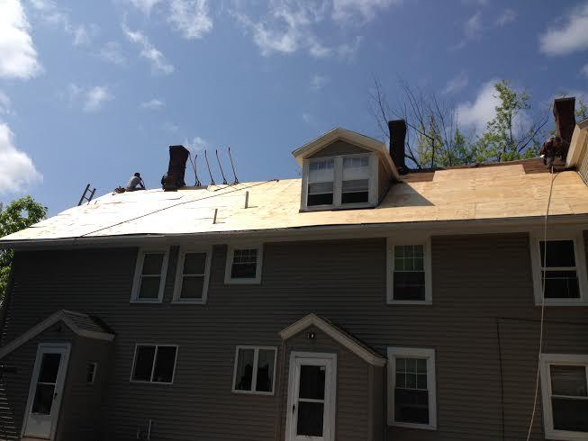 Tamko Tamko Virginia Slate Roof