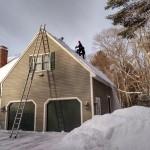 roof shoveling ma